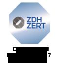 Logo: ZDH-Zertifizierung